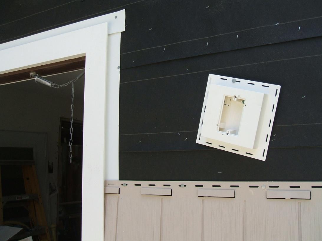 1x6 pvc trim around new construction window idea for Best new construction vinyl windows