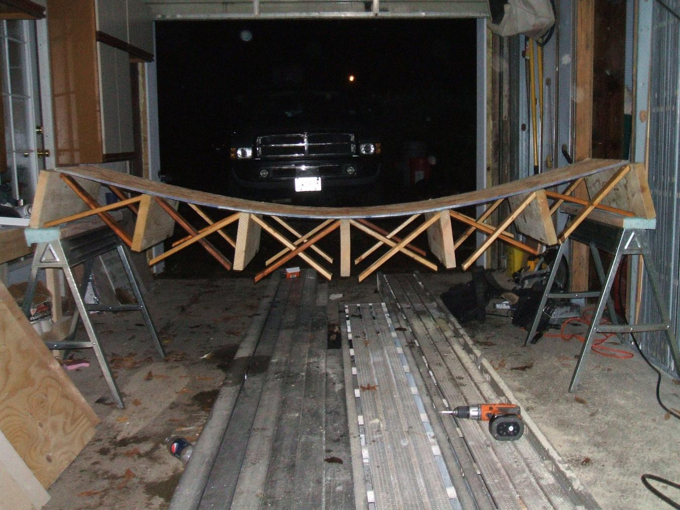 Fun With Wood X Bridging Framing Contractor Talk