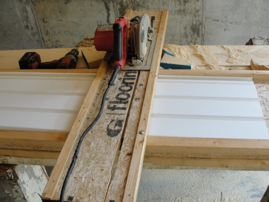 Siding Cutting Table Pics Windows Siding And Doors