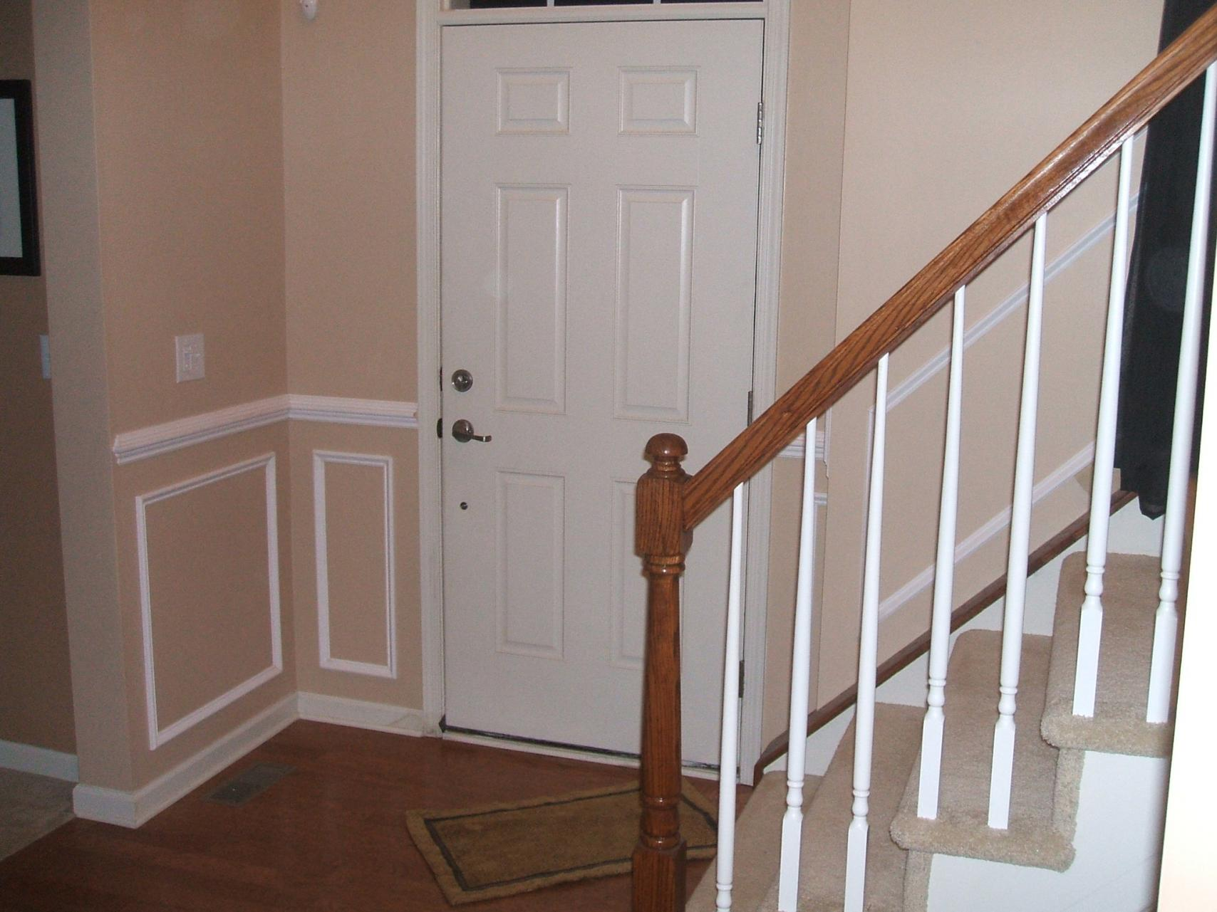 Chair Rail And Applied Moldings Finish Carpentry