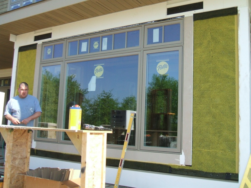 10 foot window windows siding and doors contractor talk for Mulled unit window