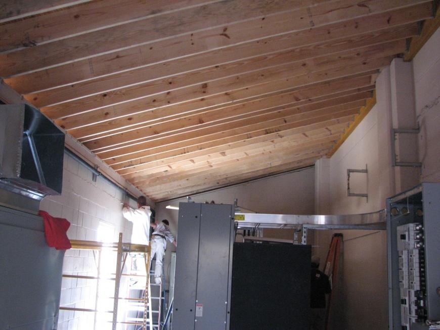 Ceiling Leveling 003 Jpg