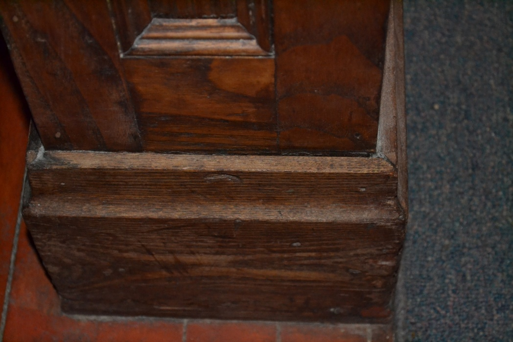 Does Anyone Here Use Boiled Linseed Oil To Finish Ancient