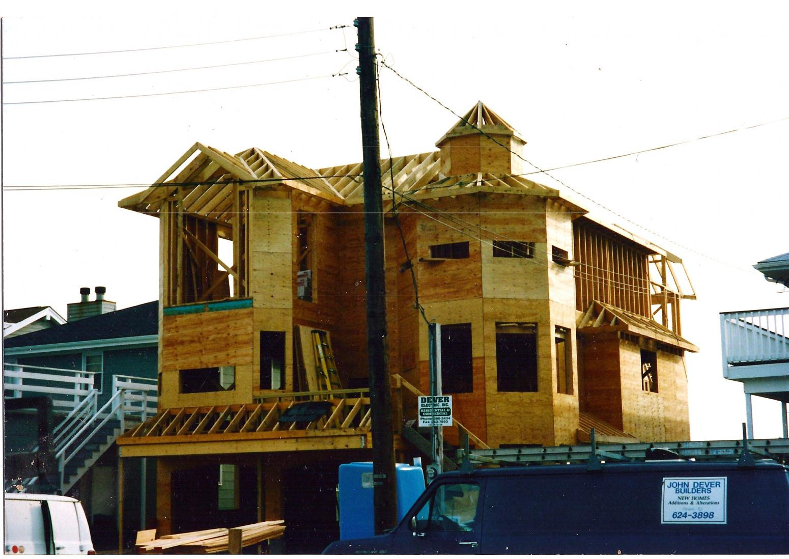 Plywood Sheathing Question - Construction - Contractor Talk