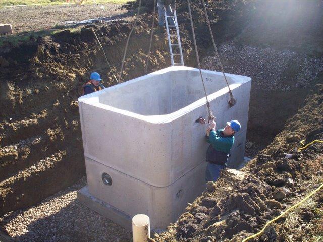 Water Meter Vaults Excavation Amp Site Work Contractor Talk