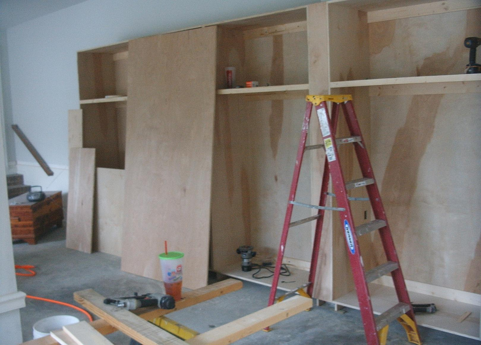 How To Build Garage Cabinets - Viewing Gallery
