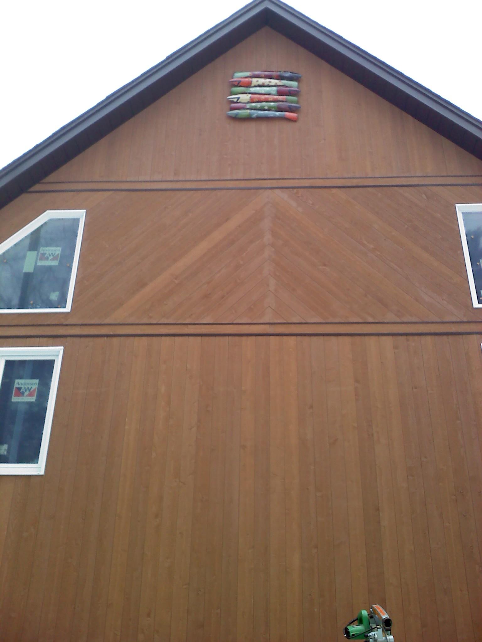 Pine Vs Cedar T Amp G Exterior Siding Carpentry
