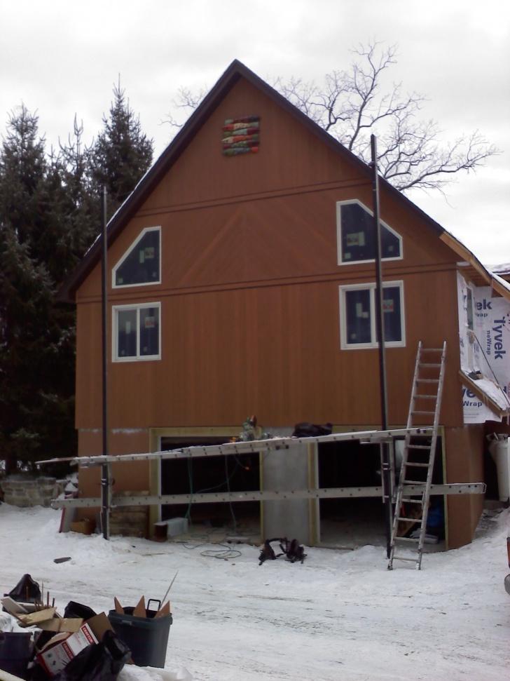 T U0026g Siding Installation Questions