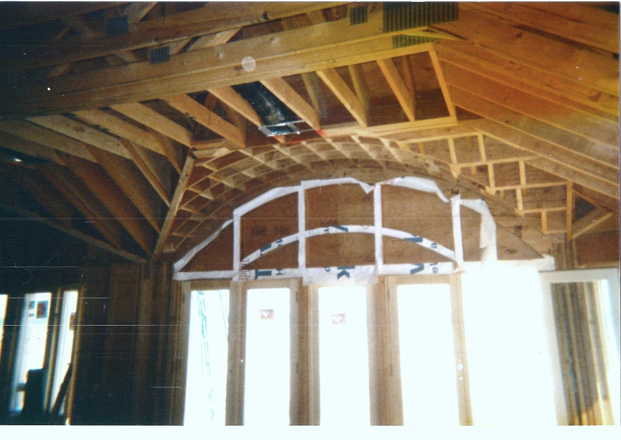 arch tipped out to match tray ceiling 014 3 1jpg