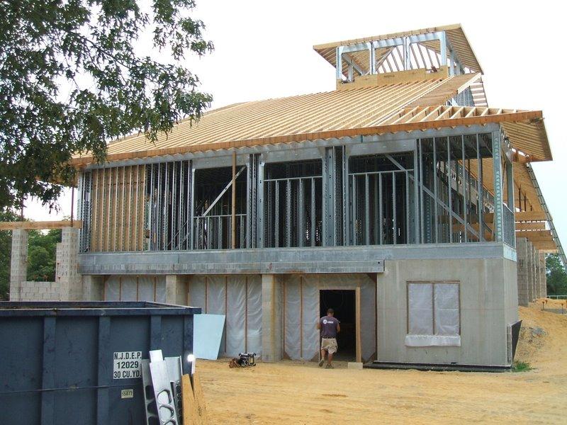I Joist Roof Framing Contractor Talk