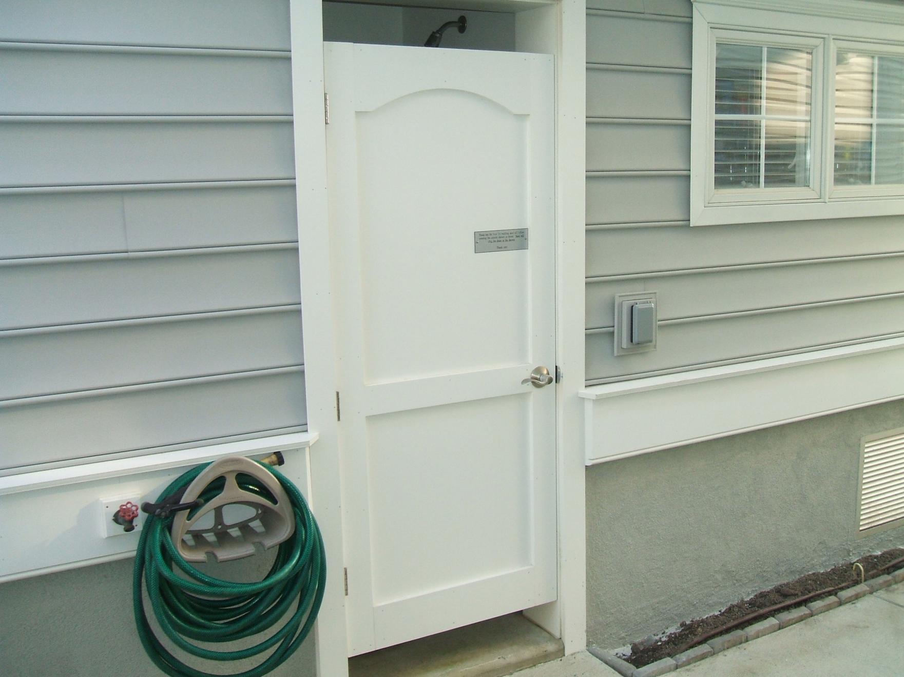 Mounting storm door on azek finish carpentry for Vinyl storm doors