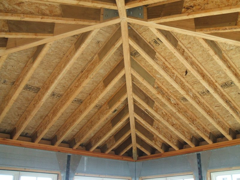I Joist Roof Framing Contractor Talk