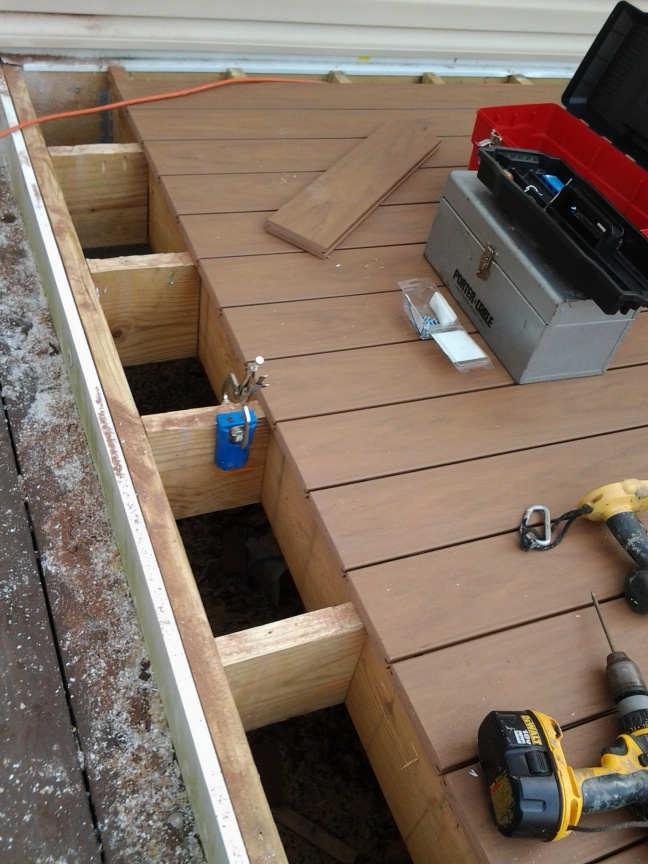 Framing Thoughts/ideas For Bread-board Edge Using MM Decking - Decks ...