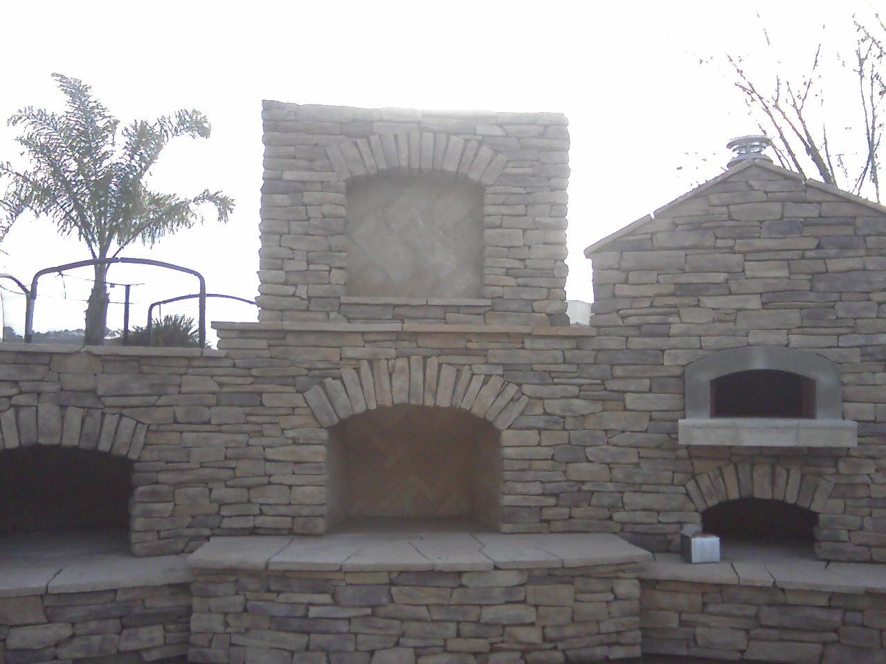 brick smoker pizza oven slab foundation page 2 masonry
