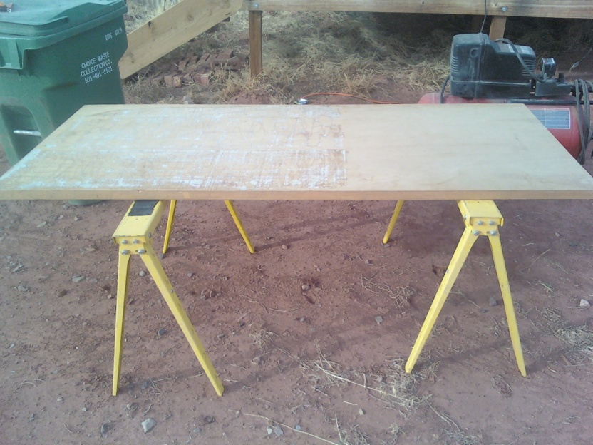 my drafting table build finish carpentry contractor talk