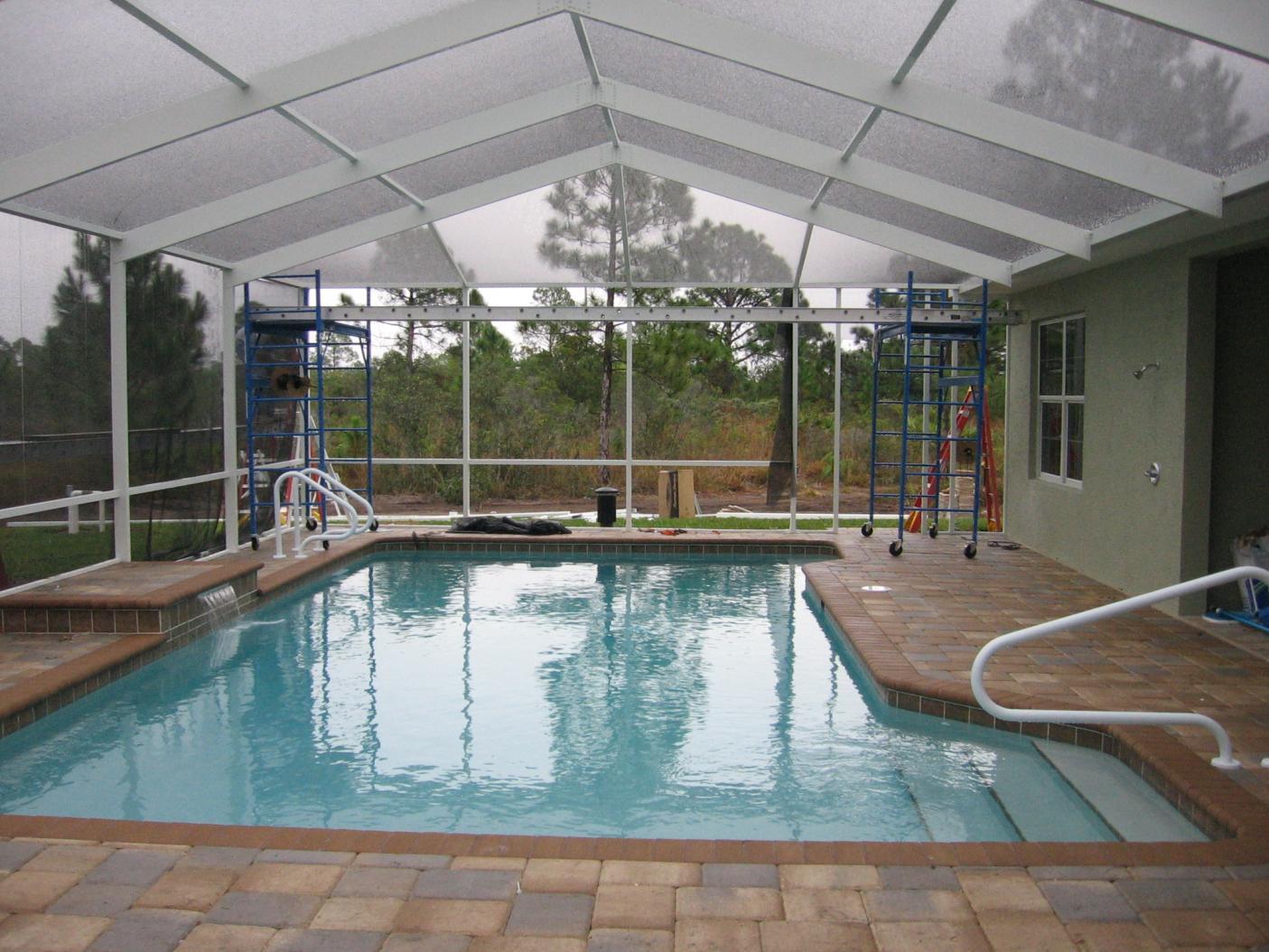 Bird Cage Question Pool Construction Enclosures