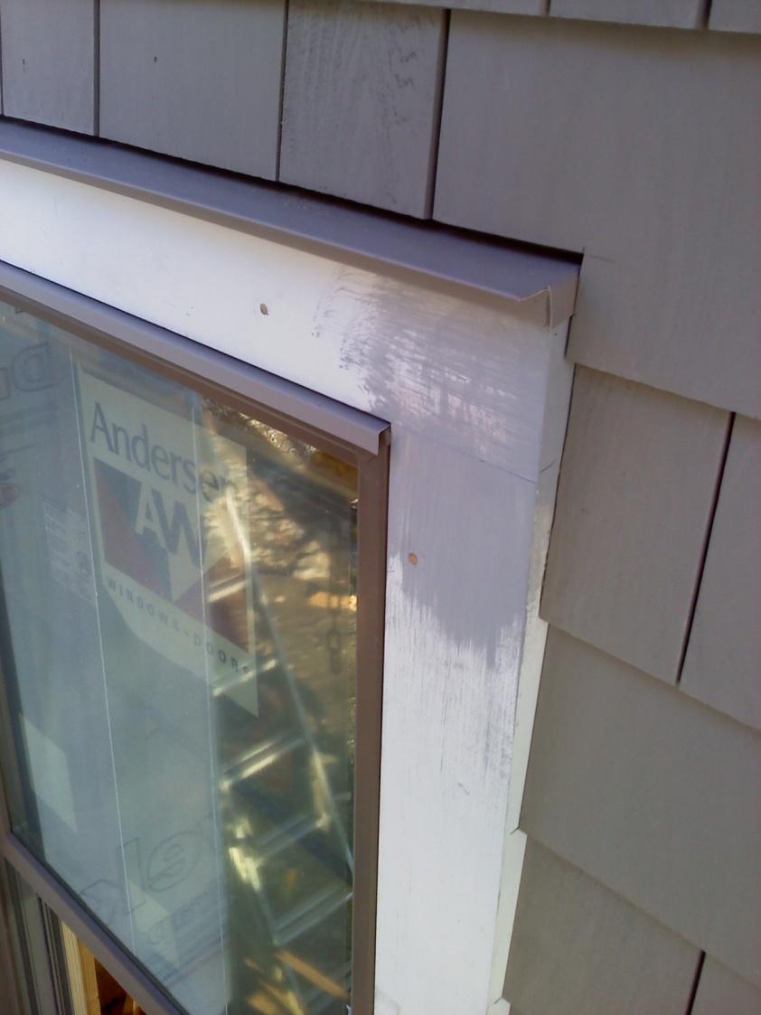 Z Flashing Drip Cap Windows Siding And Doors