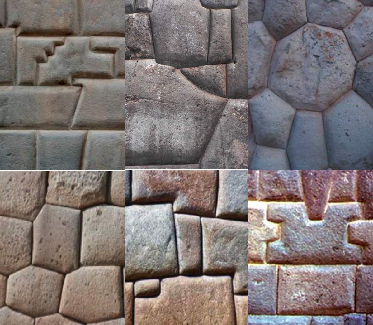 How did they level, square, and plumb ancient stone walls-041c-image-peruvian-stonework.jpg