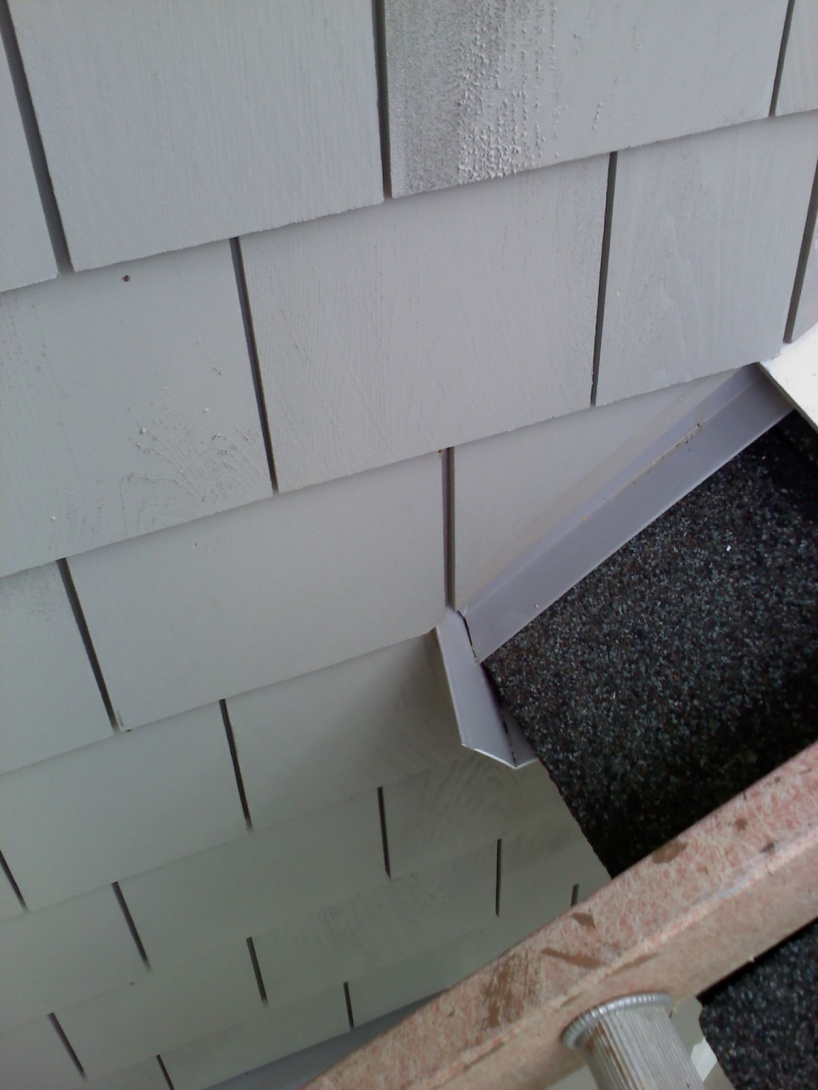 Kickout Flashing Page 2 Roofing Contractor Talk