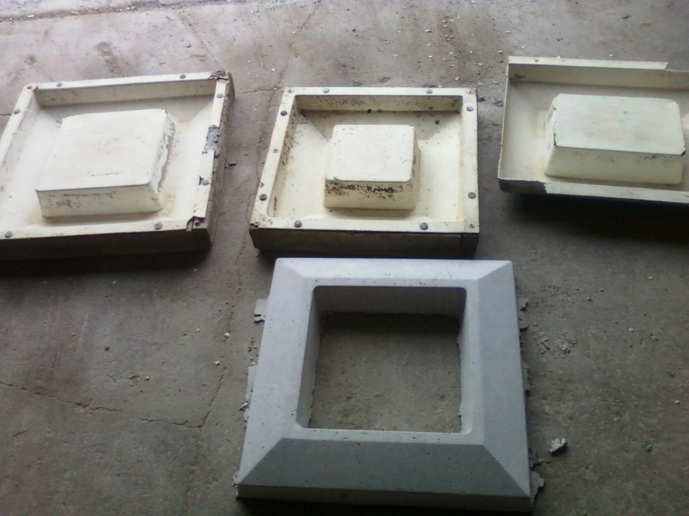 Pre Cast Plastic Concrete Chimney Cap Forms General