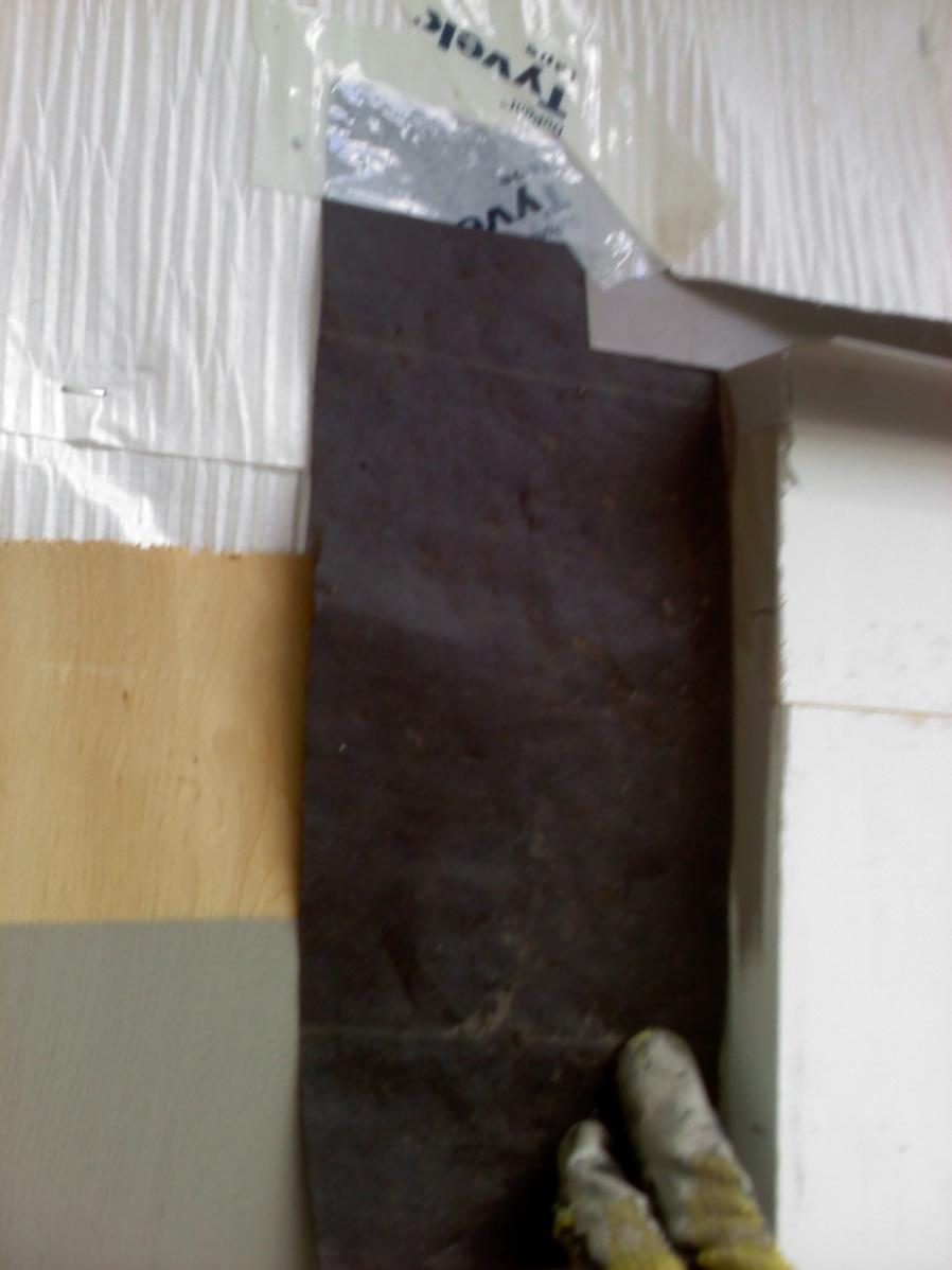 Flashing Drip Cap Flangeless Sash Pack Window Windows