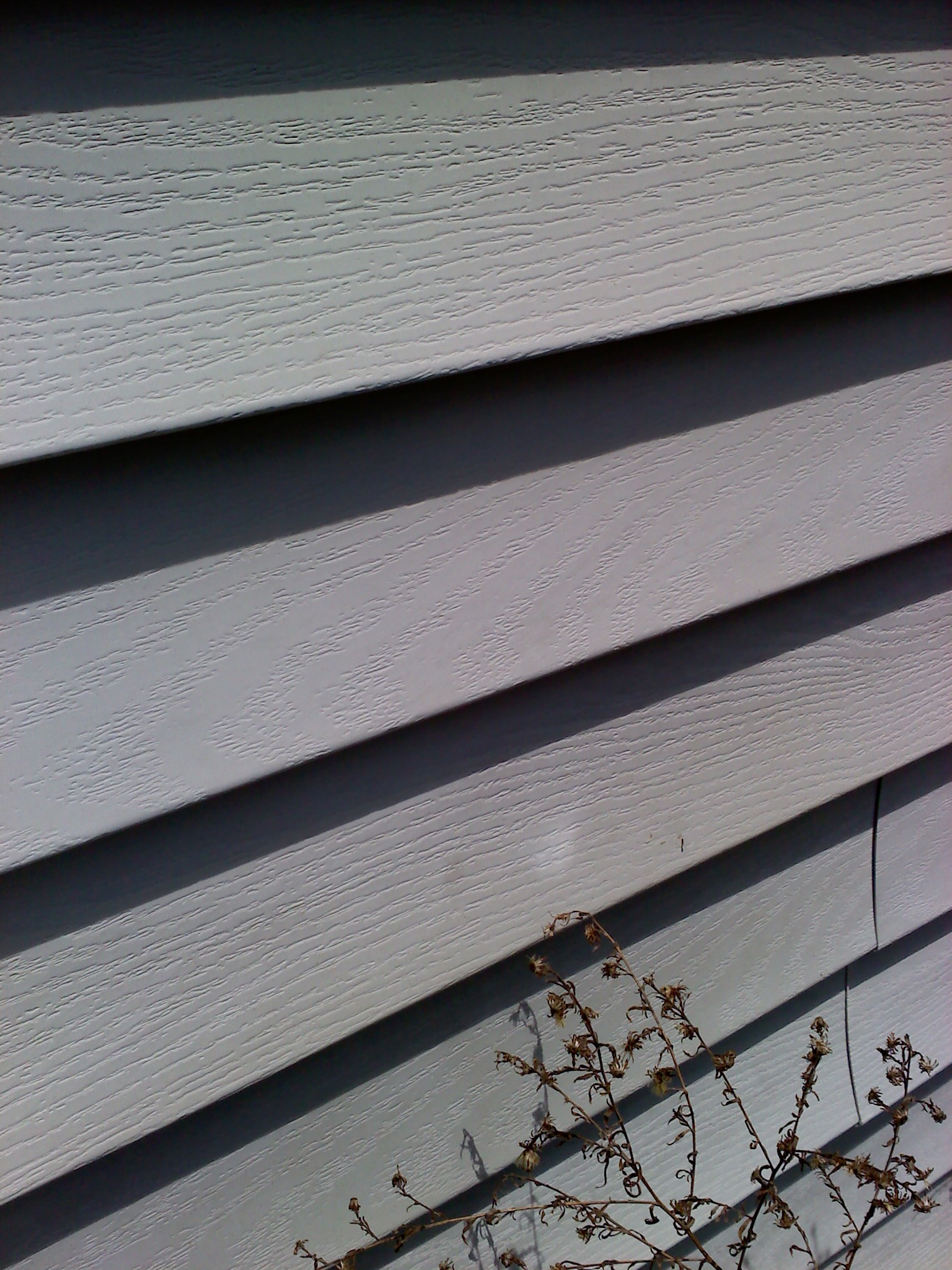 Spots On The Vinyl Siding Windows Siding And Doors