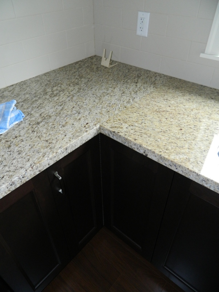 Bad Granite Counter Installation Help Please Kitchens