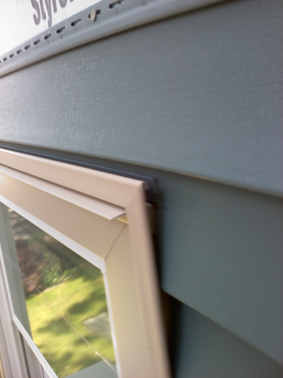 Installing metal j channel around windows round designs for New windows and doors