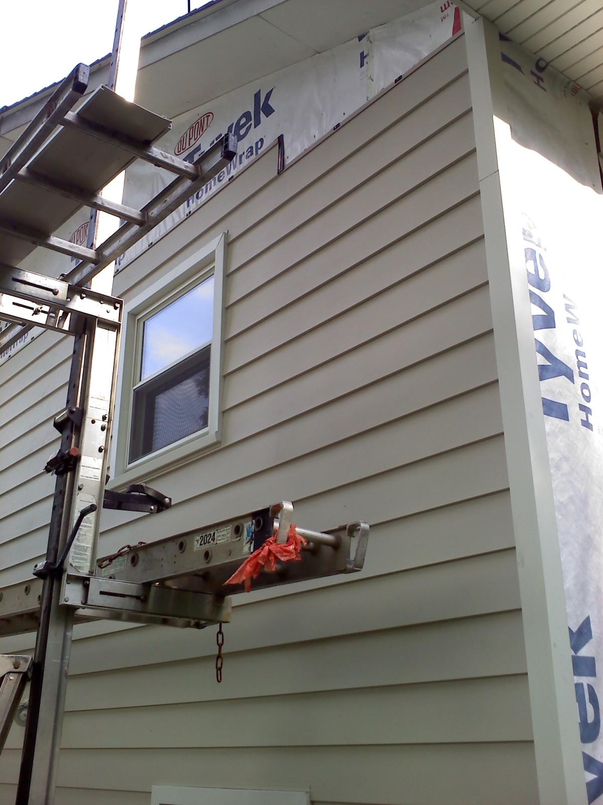 Good House Wrap Windows Siding And Doors Contractor Talk