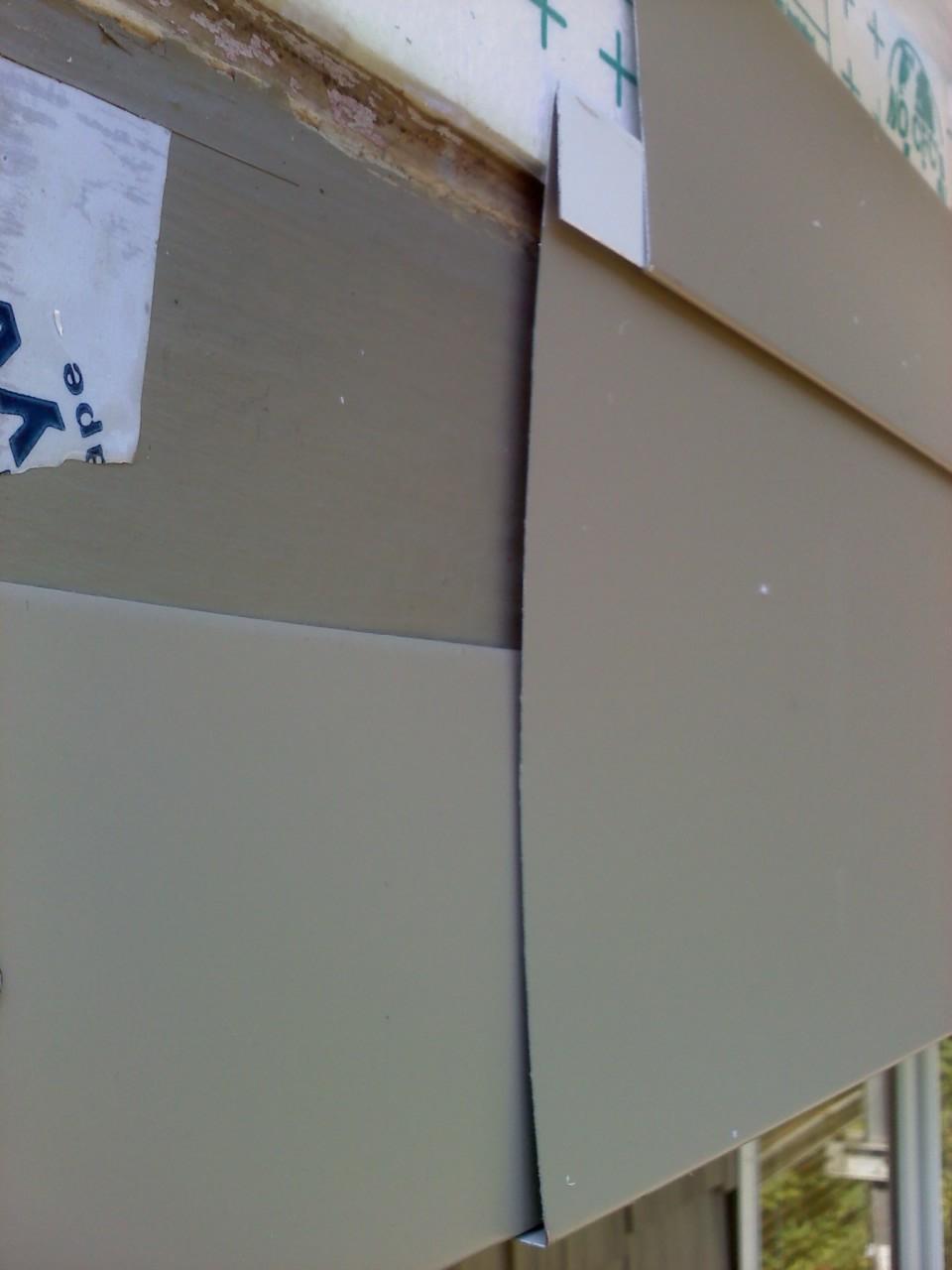 Aluminum Fascia Trim Question Page 3 Windows Siding
