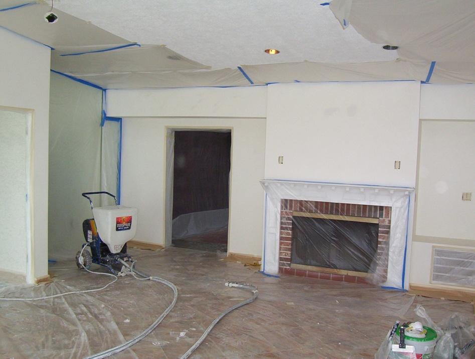 drywall texture sprayer machine