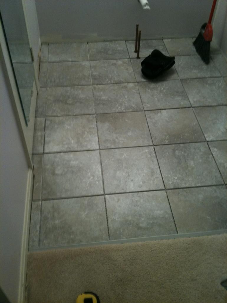 Question For The Tile Amp Carpet Guru S Flooring