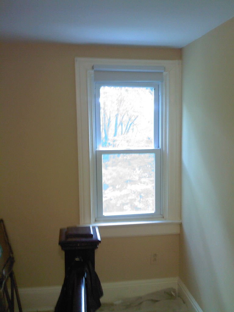 Faux round top windows remodeling contractor talk for Window with round top