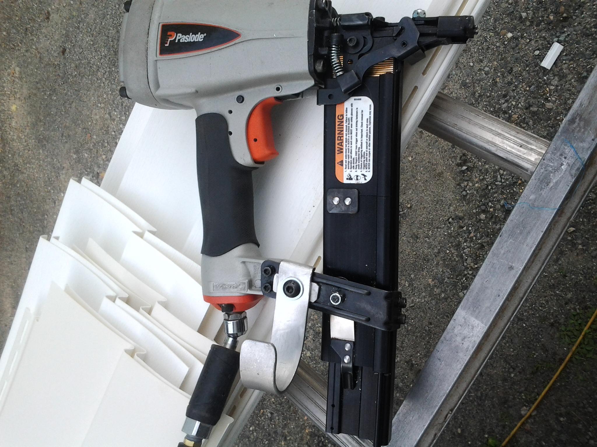 Sheathing Stapler Recommendations Tools Amp Equipment