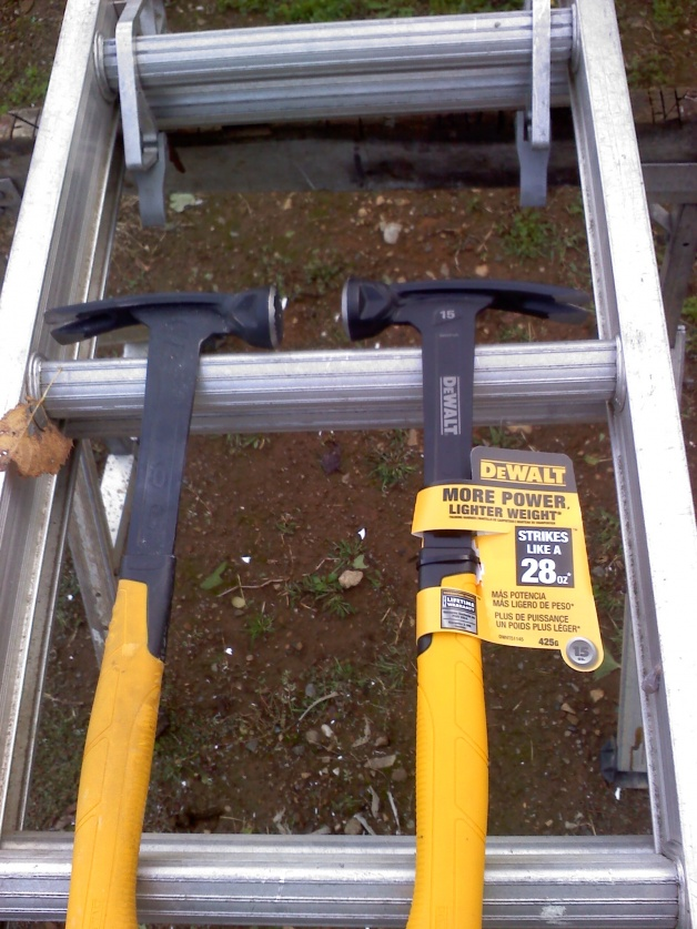 Best Smooth Face Framing Hammer? - Tools & Equipment - Contractor Talk