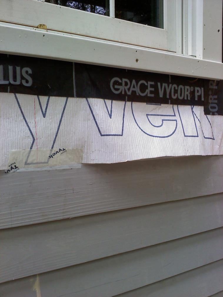 Tyvek Windows Siding And Doors Contractor Talk