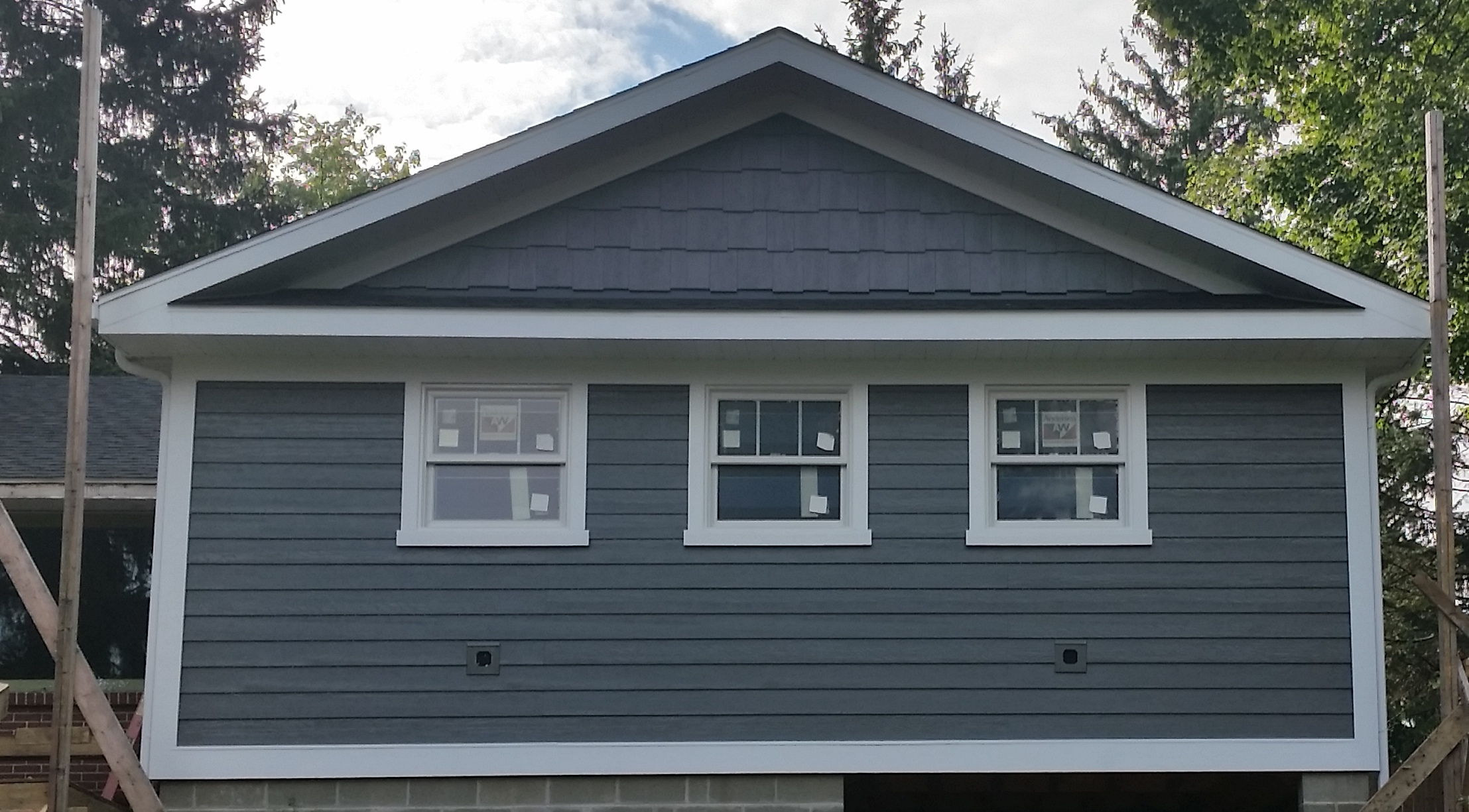 First Time Using SmartSide - Windows, Siding and Doors - Contractor Talk