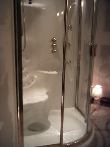 steam shower kit. Steam Shower: Kit (Wasauna) -vs- Custom-1-72- Shower