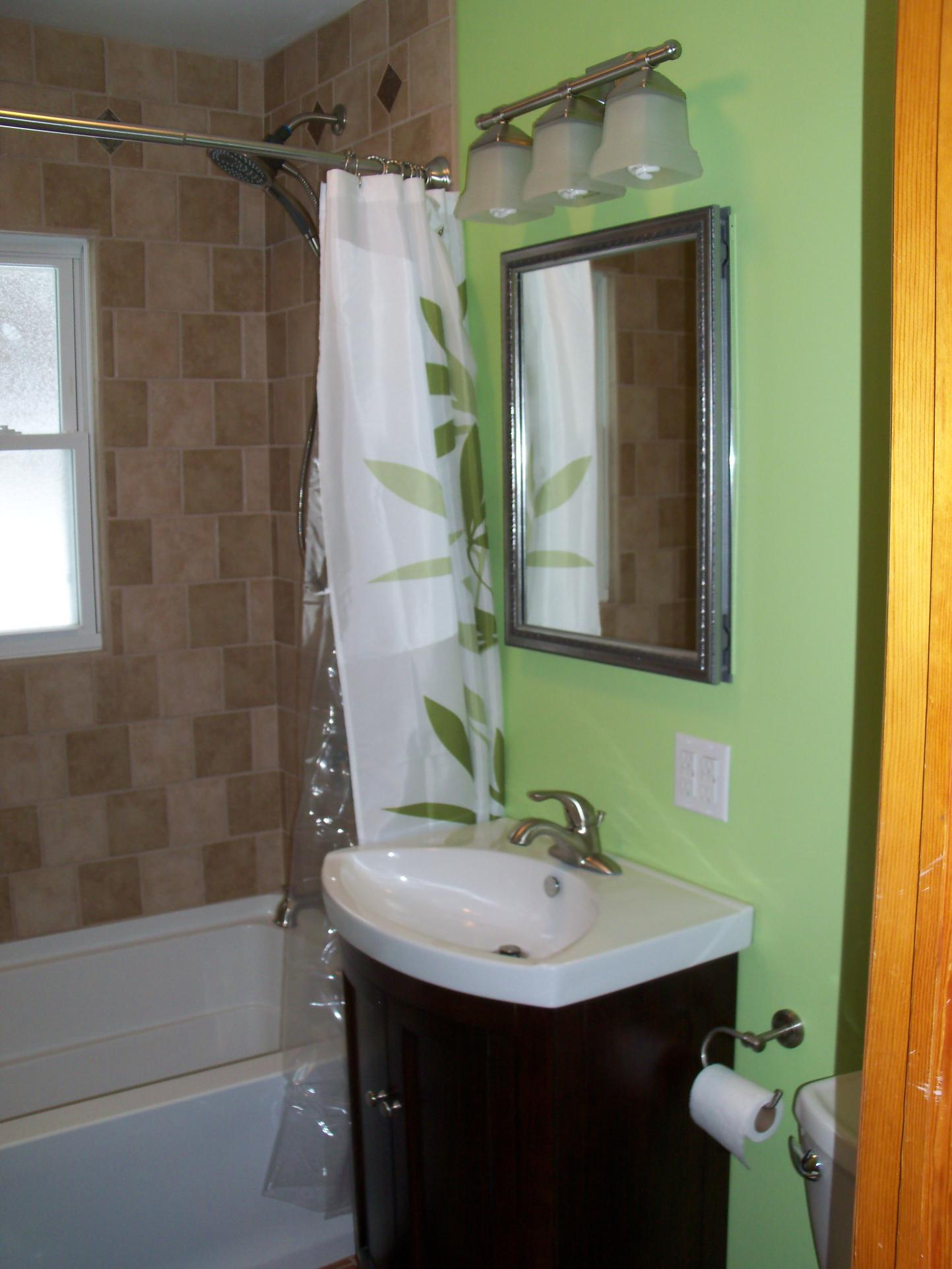 Bath Remodel Before And After Kitchens & Baths