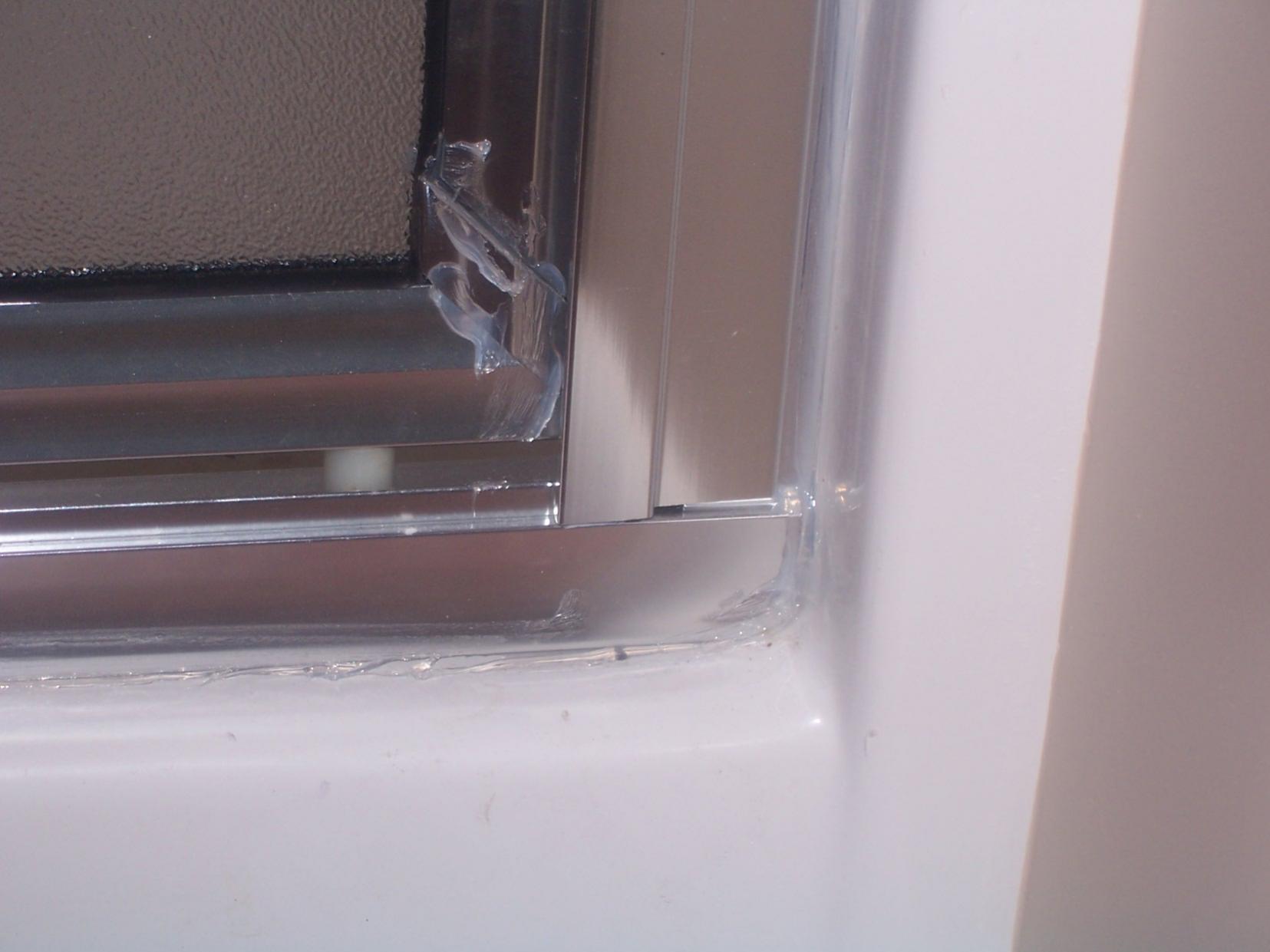 Put Down The Caulk Gun Down NOW Windows Siding And Doors Contractor Talk