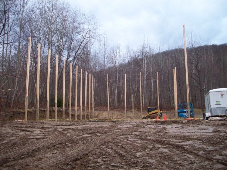 Pole Barn On Slab General Discussion Contractor Talk