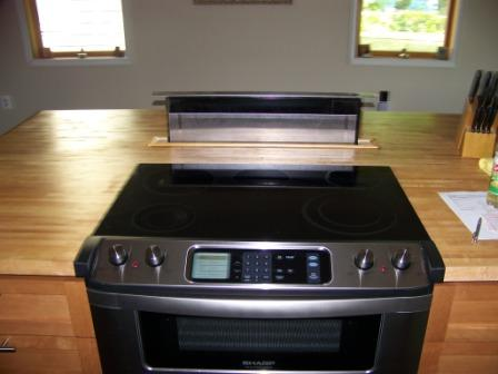 Electric Stove With Built In Vent Droughtrelief Org