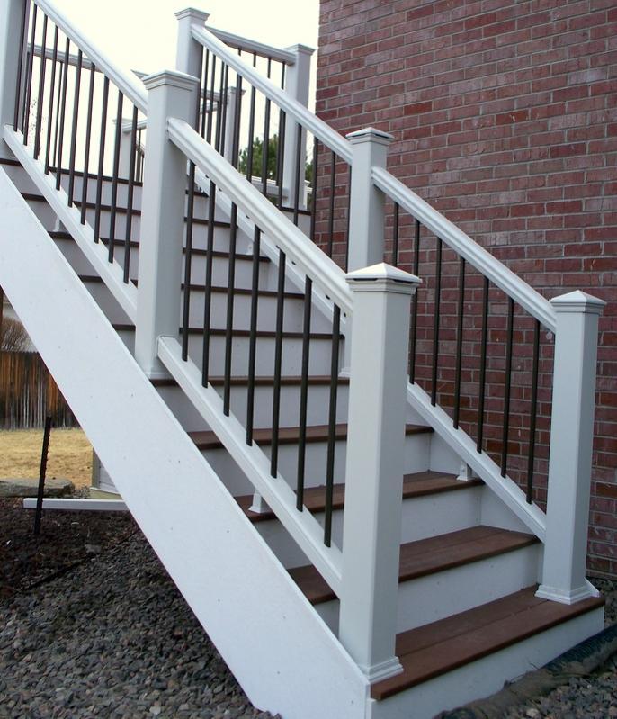 stair fascia decks fencing contractor talk