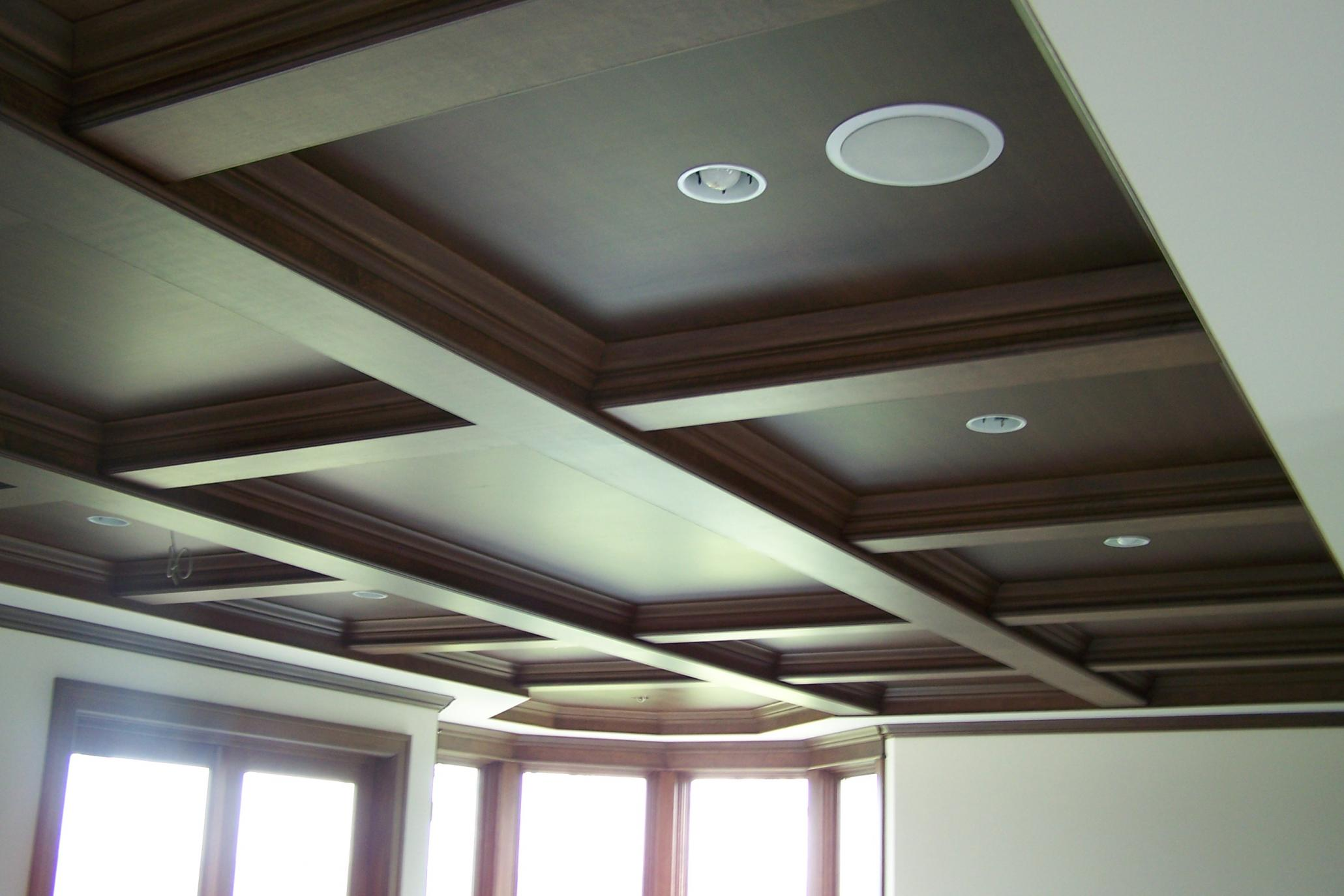 Coffered Ceilings Page 2 General Discussion