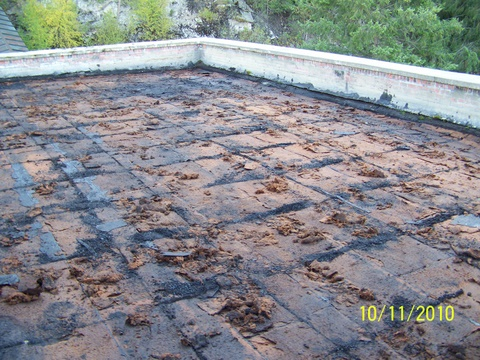 Opinions On Botched Flat Roof Roofing Contractor Talk