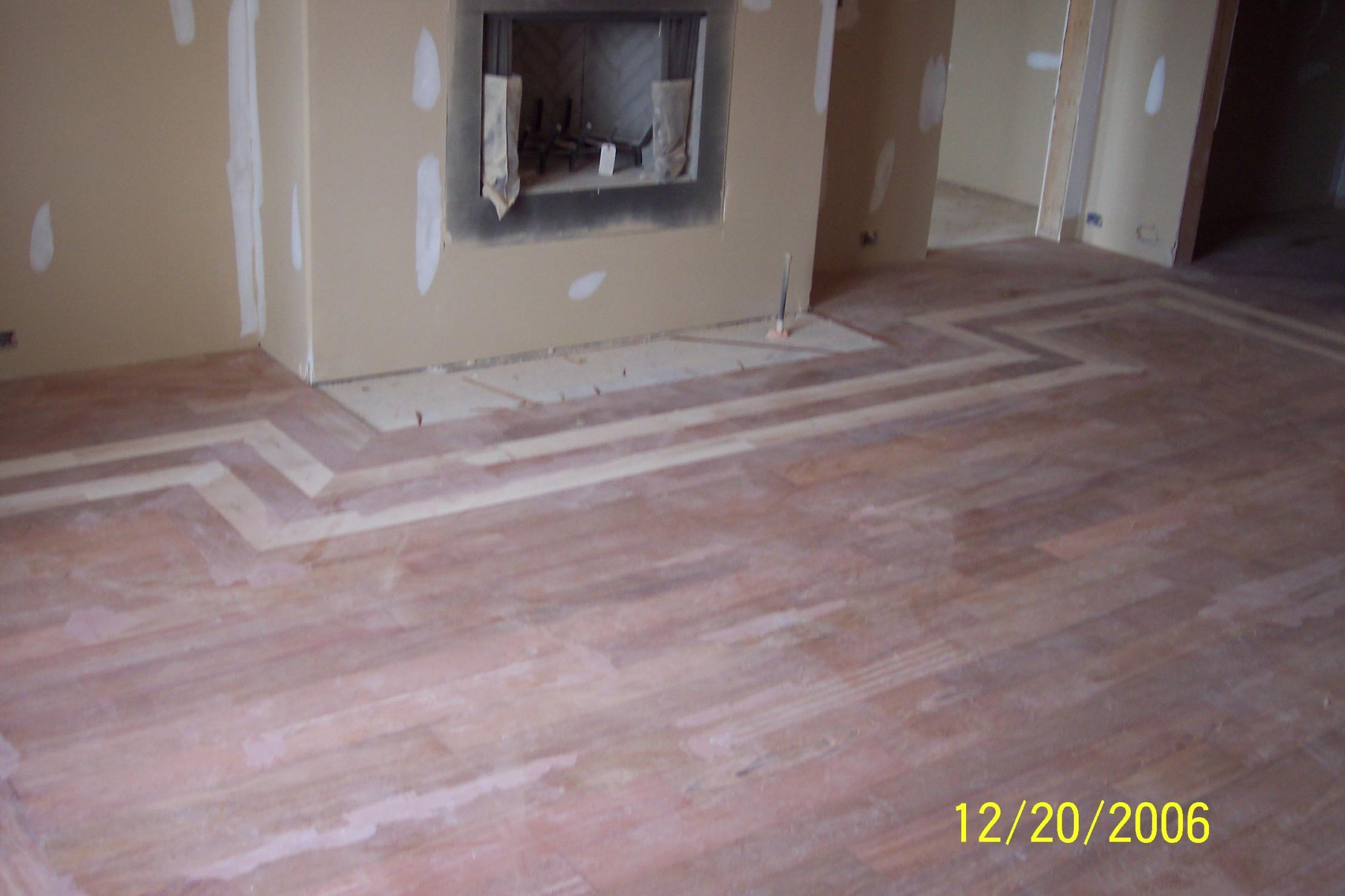 Hardwood Floor Inlay Page 2 Flooring Contractor Talk