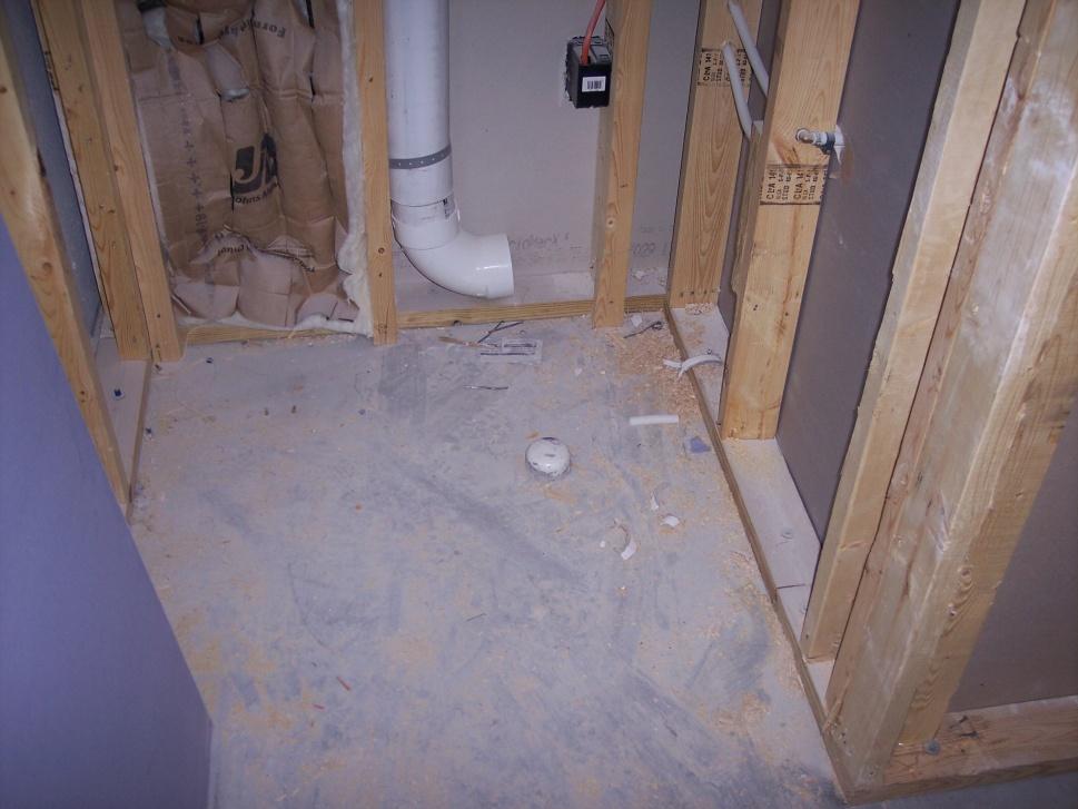 Shower Pan Using Redgard Tiling Contractor Talk