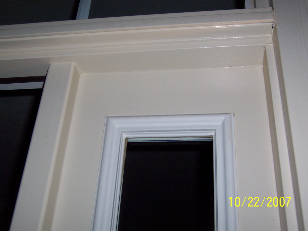 Help Storm Door Install With Sidelights And Transom