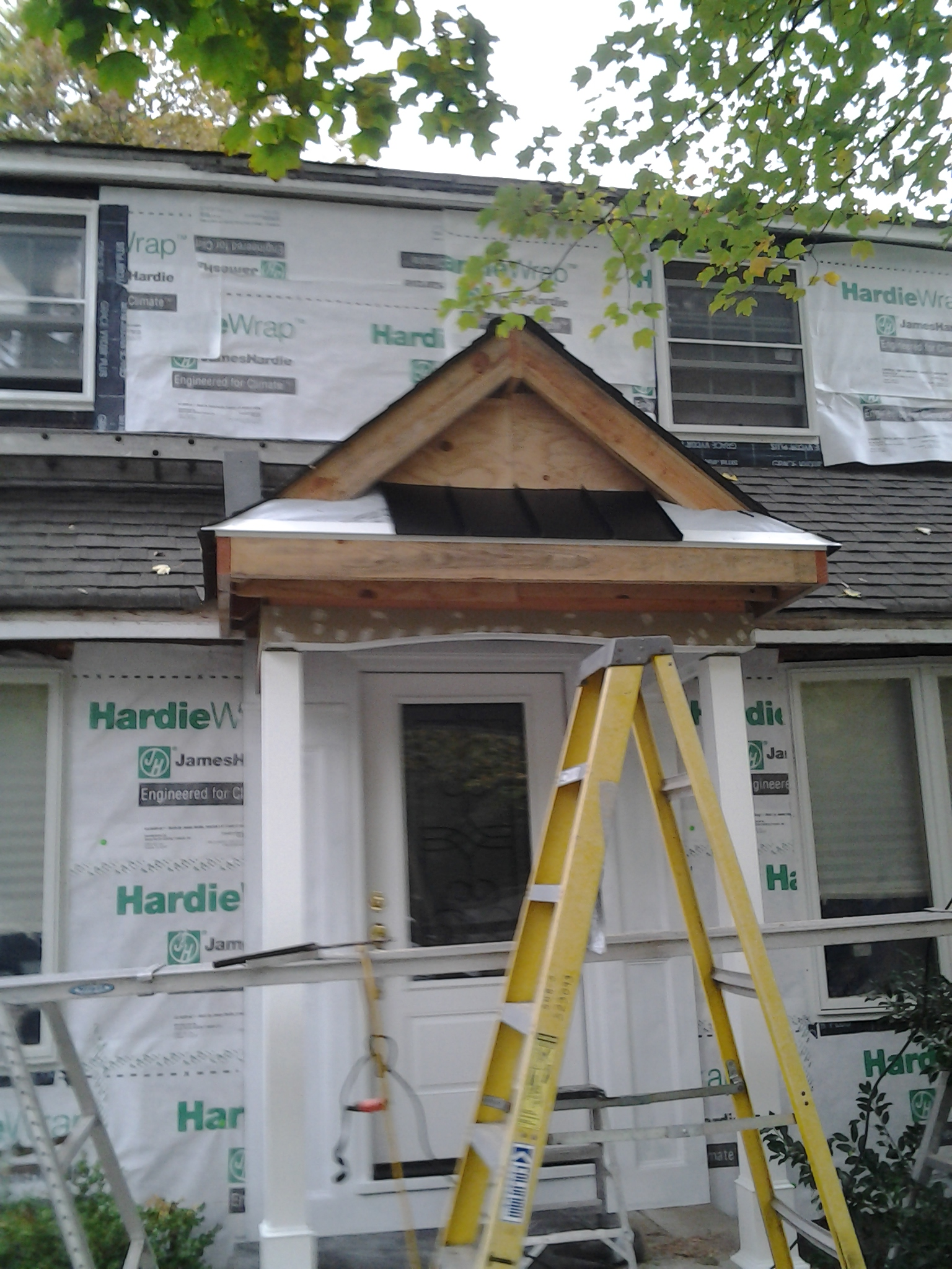 Small Metal Roof Page 2 Roofing Contractor Talk