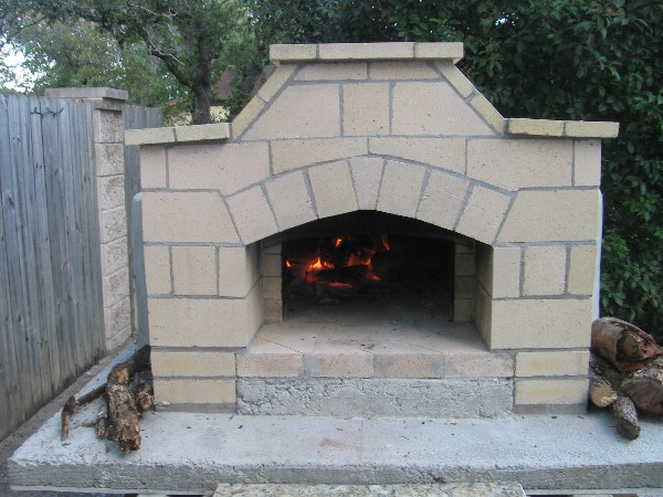 This Could Take a While.... (Yet another wood-fired oven thread...)-102012pizza3.jpg